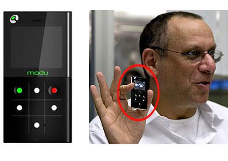 Modu le t l phone mobile le plus l ger au monde for Telephone leger